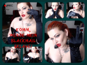 Interactives Blackmail-Russisches Sklavenroulette