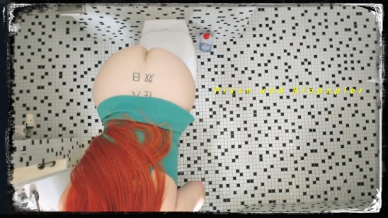 Spycam - Pisse und Klopapier