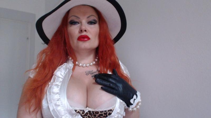 Werde meine persönliche Zofe, du kleine Sissy Maid!
