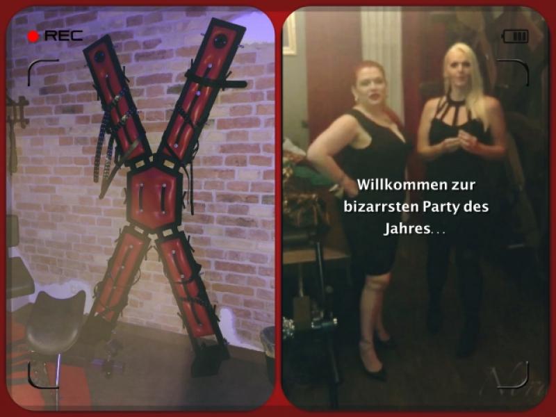 Meine private, exklusive BDSM-Party in Wien