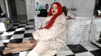 Sexy in furs