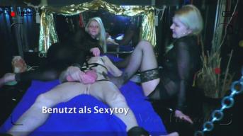Live aus der Voyeurcam - Benutzt als Sextoy